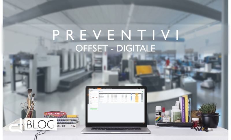 Come creare preventivi per stampa digitale ed offset