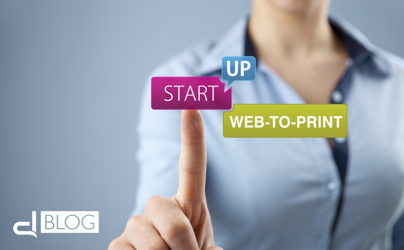 Le fasi iniziali di una start up in un progetto Web to print