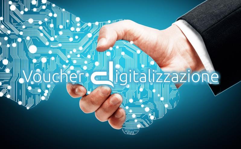 Voucher digitalizzazione, tutto ciò che c'è da sapere