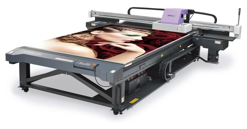 Gestione produzione stampa grande formato