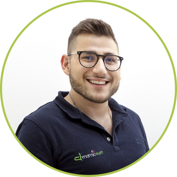 Daniel Della Puzza - Full stack developer