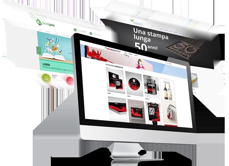 CMS e grafica personalizzabile