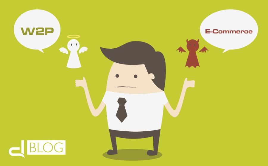 Web to Print VS E-commerce: qual è la soluzione migliore per la tua attività?